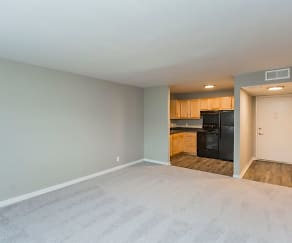 Living Room, Gibson Creek