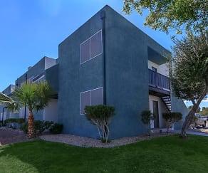 Building, Viva Apartments