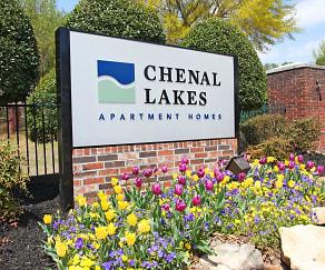 Community Signage, Chenal Lakes