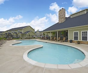 Pool, Gravois Ridge Townhomes