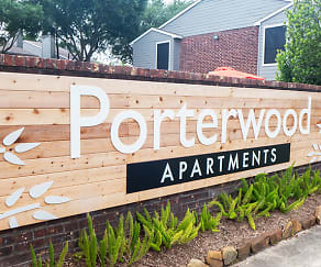Porterwood, North Cleveland, TX