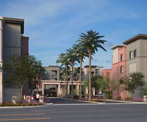 Building, The District at Chandler