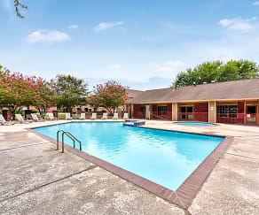Pool, Riverside Ranch