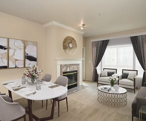 Living Room, The Watermark