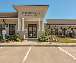 Leasing Office, The Reserve at Couret Farms
