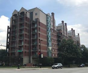 Building, Elmhurst Place