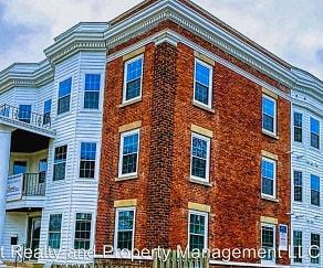 Building, 640 Bluff Street