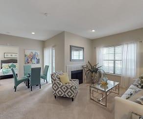 Living Room, Oaks Hackberry Creek