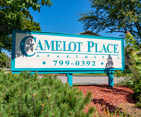 Welcome to Camelot Place Apartments in Saginaw, MI, Camelot Place Apartments