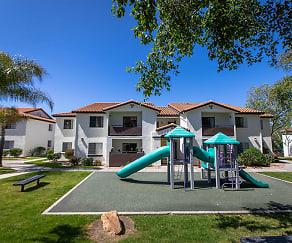 Playground, Barham Villas