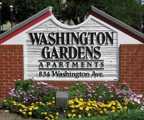 Community Signage, Washington Gardens