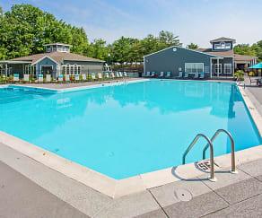 Pool, The Seasons
