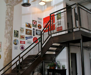 Fitness Weight Room, LL Sams Historical Lofts