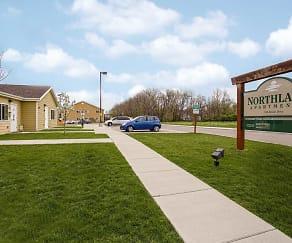 Community Signage, Northlake