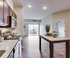 Kitchen, Eastgate Apartments