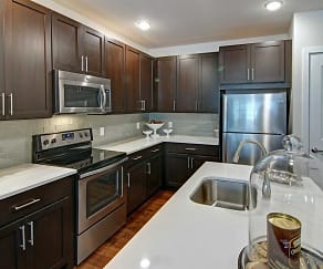 Kitchen, Woodmont Ridge