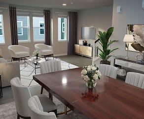 Dining Room, 1225 Filbert Rd #K2