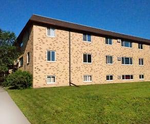 Building, Northridge Apartments