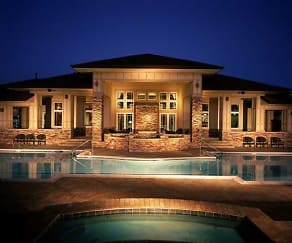 Luxurious pool/spa and clubhouse, Creekside At Palmer Park