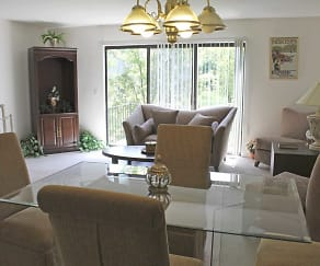 Dining Room, Wexford Townhomes Of Novi