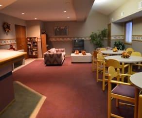 Partyroom, The Ridge Apartments