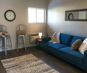Living Room, Dream Island