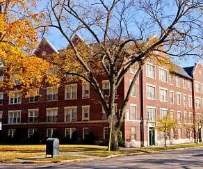 Building, 1303 Maple