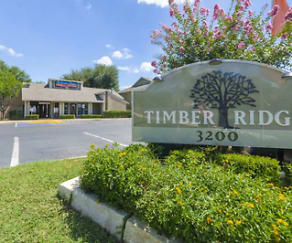 Community Signage, Timber Ridge