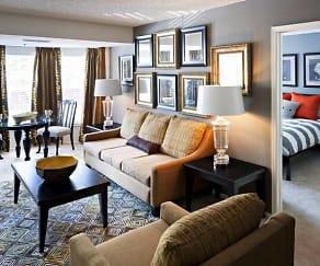Living Room, Avalon Cove