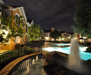 Pool, Lakepointe Residences