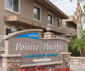 Community Signage, Pointe Pacific
