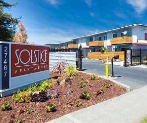 Building, Solstice