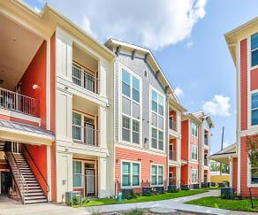Building, Magnolia Park Apartments