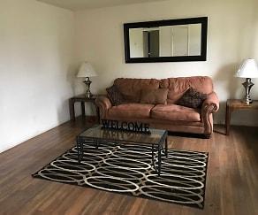Living Room, Country Club Estates