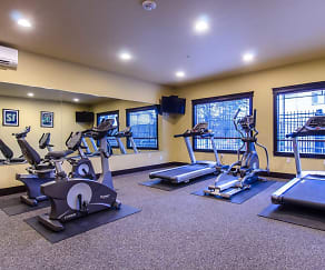Fitness Weight Room, 8Hundred West