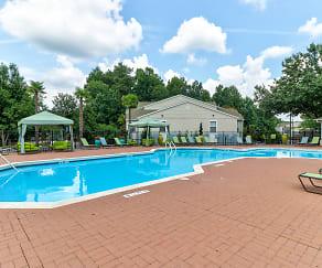 Pool, Avenue 33