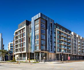 Building, Modera West LA