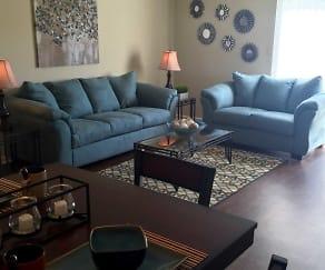 Living Room, Branson Creek Commons