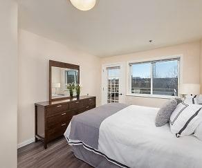 Bedroom, Etta Ballard