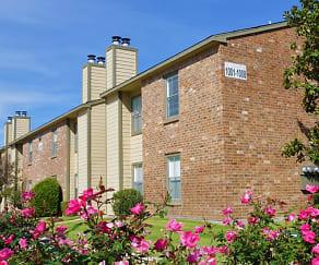 Building, Remington Apartments