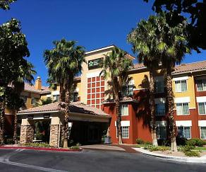 Building, Furnished Studio - Las Vegas - Midtown