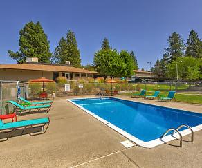 Pool, Rosewood Club Apartments