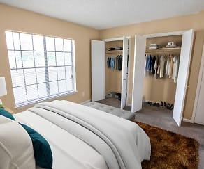 Bedroom, Nantucket Harbor