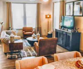 Living Room, The Ironwood