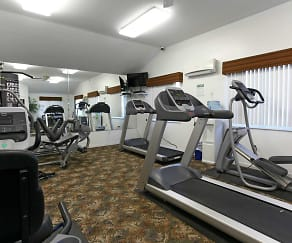 Fitness Weight Room, Wyndham Park