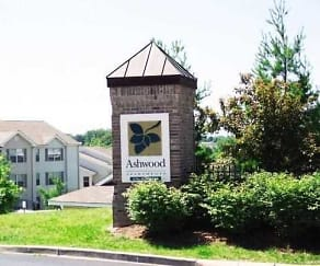 Building, Ashwood Apartments