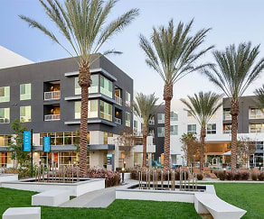 Gold Best in American Living Award (BALA) by the National Association of Home Builders, Vantis Apartments
