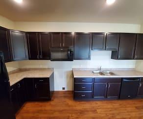 Kitchen, Harper Heights Independent Senior Living Apartments