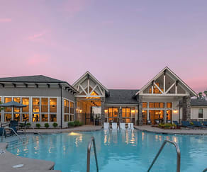 Pool, Exchange at Holly Springs