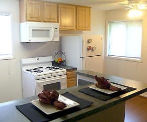 Kitchen, Edgewood Park